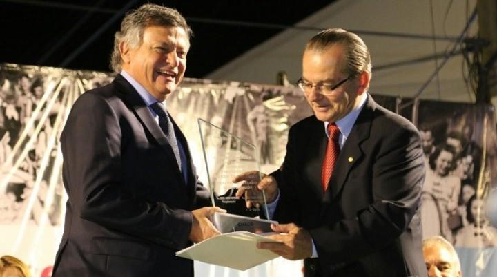 106 AÑOS DE SÁENZ PEÑA: PEPPO ANUNCIÓ IMPORTANTES OBRAS PARA LA CIUDAD TERMAL
