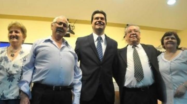Capitanich expresó su pesar por el fallecimiento de Roberto Pezzano