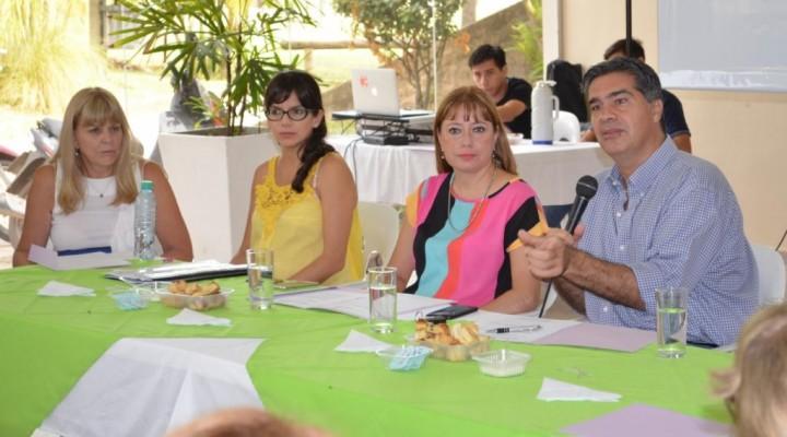 Capitanich participó de la primera reunión plenaria del año del Consejo Consultivo de Género