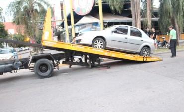 Se secuestraron 44 vehículos durante los controles de tránsito del fin de semana