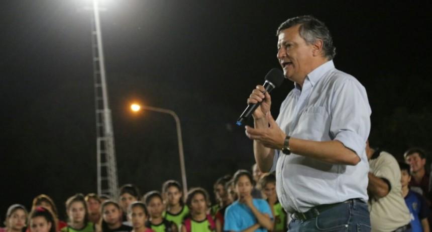 COLONIA ELISA, PEPPO RATIFICÓ LA INVERSIÓN PROVINCIAL PARA EL DESARROLLO CON INCLUSIÓN SOCIAL DE LAS LOCALIDADES
