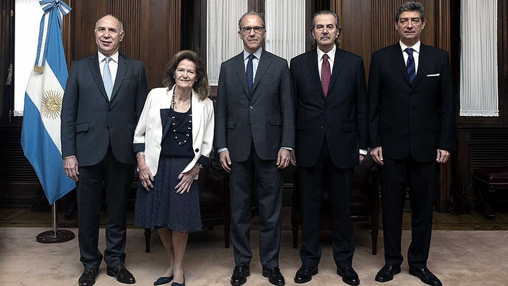 La Corte define si van por reelecciones los gobernadores de La Rioja y Río Negro