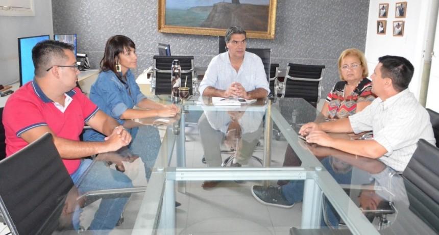 Capitanich analizó con operadores de agencia de turismo varios temas que hacen al sector