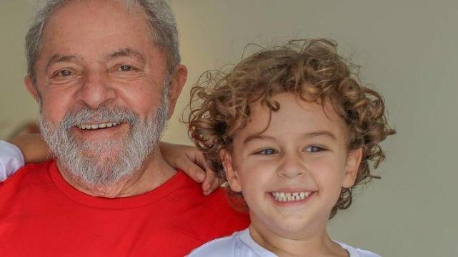 El dolor de Lula por la muerte de un nieto de 7 años