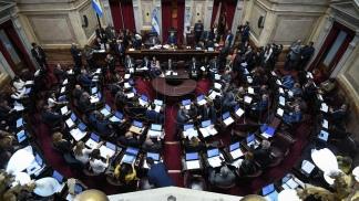 El Senado intentará nuevamente aprobar la ley de financiamiento político