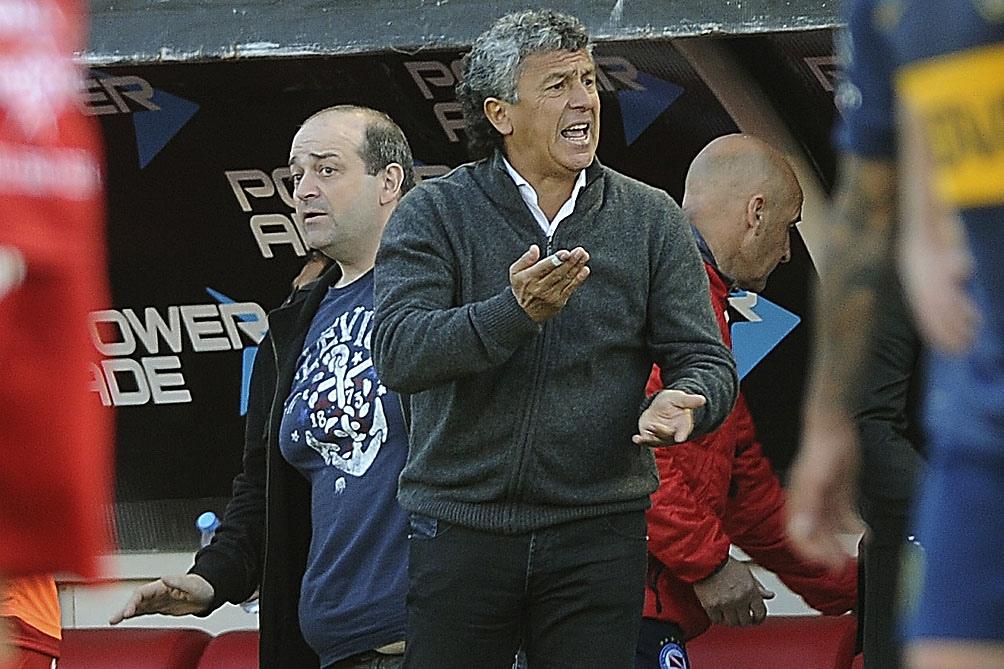Gorosito y el duelo ante Racing: