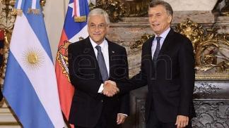 Macri viajó a Chile para participar de la Cumbre Presidencial sobre Integración Sudamericana