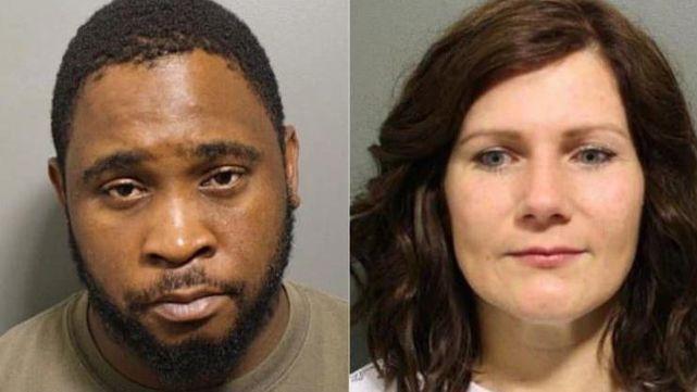Mujer policía le disparó a un hombre detenido por no usar cinturón de seguridad