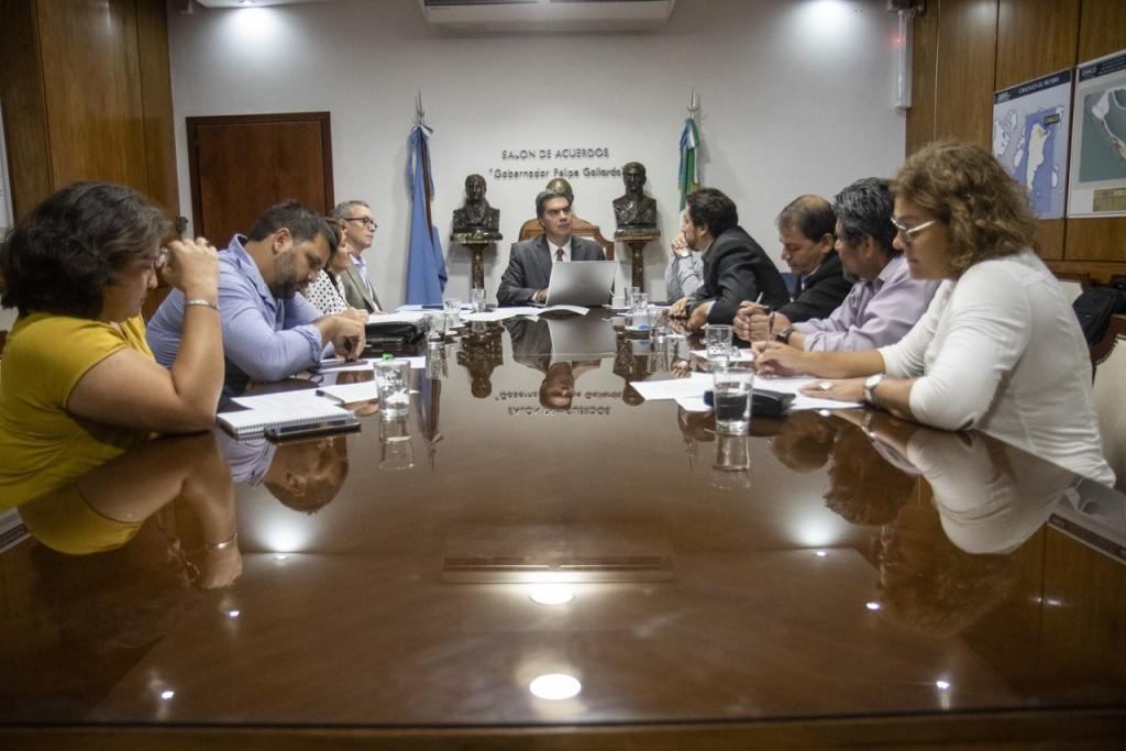 Capitanich se reunió con integrantes del Comité contra la Tortura para avanzar en la resolución del caso Greco