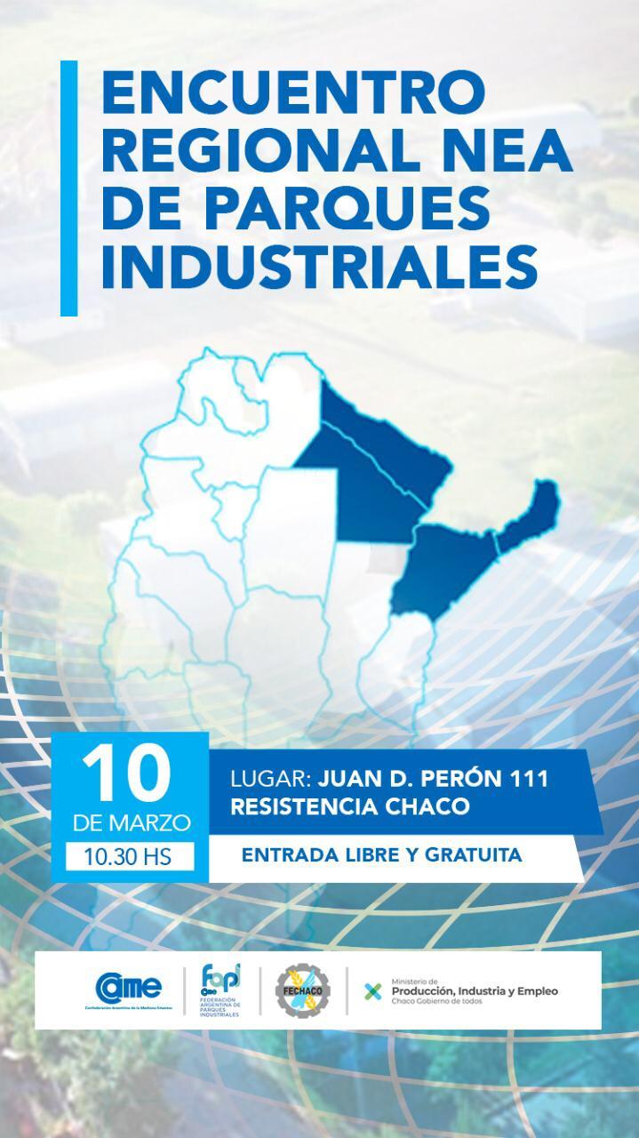 Encuentro Regional NEA de Industria