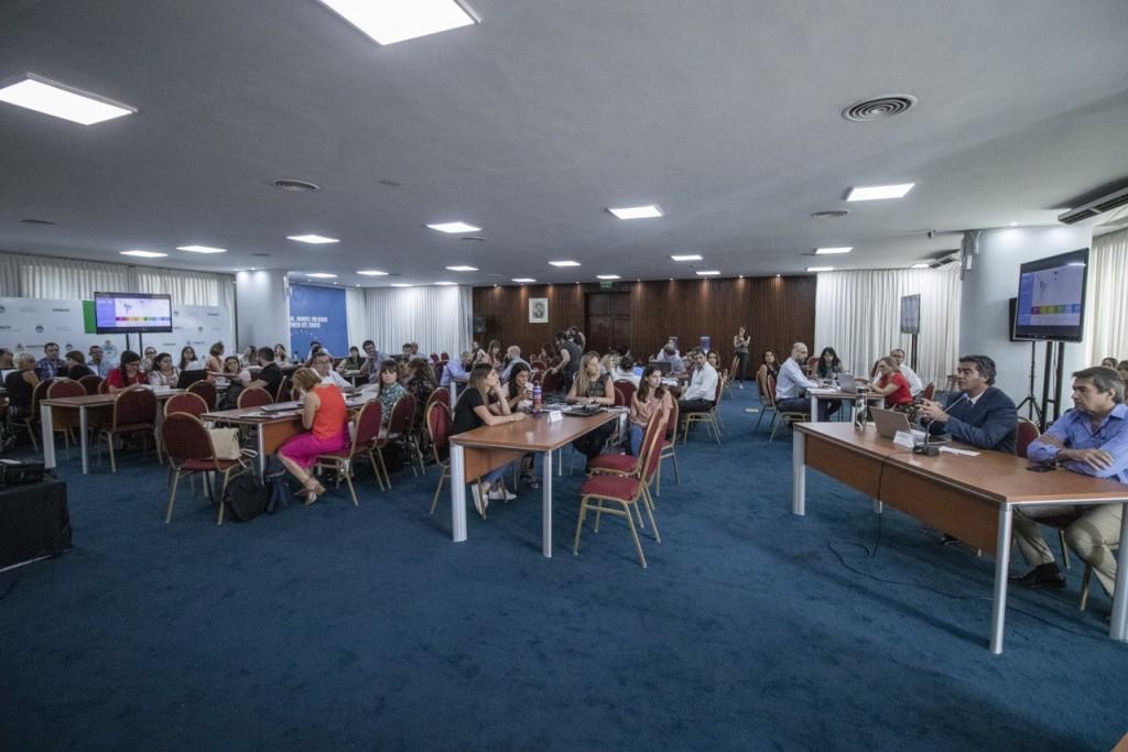 Capitanich encabezó junto a su gabinete una capacitación para mejorar las políticas públicas