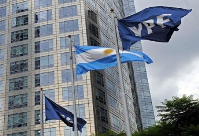 Fuerte caída de las acciones de YPF en Wall Street