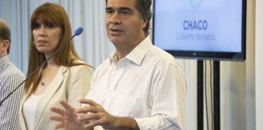 El Gobernador de la provincia respondió preguntas sobre la implementación  del protocolo por Coronavirus