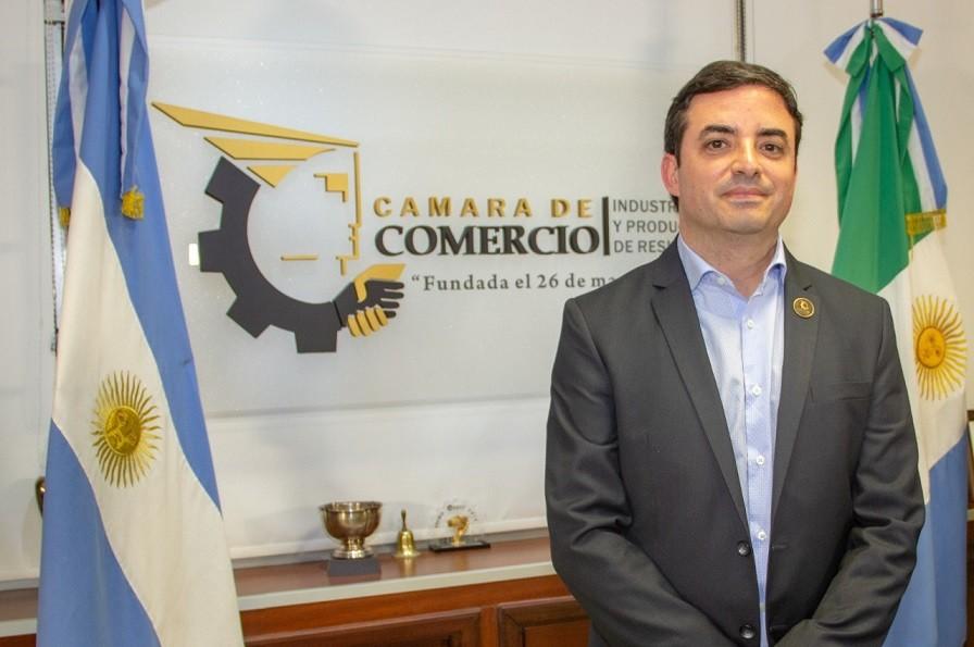 """Martín Gimenez: """"Las restricciones tendrán excepciones que corresponden al comercio de productos alimenticios, estaciones de servicio y farmacias"""""""