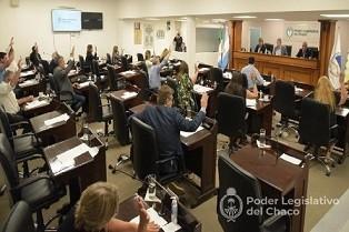Diputados ratificaron por ley el