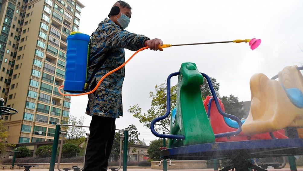 China: Wuhan levantará la cuarentena el 8 de abril