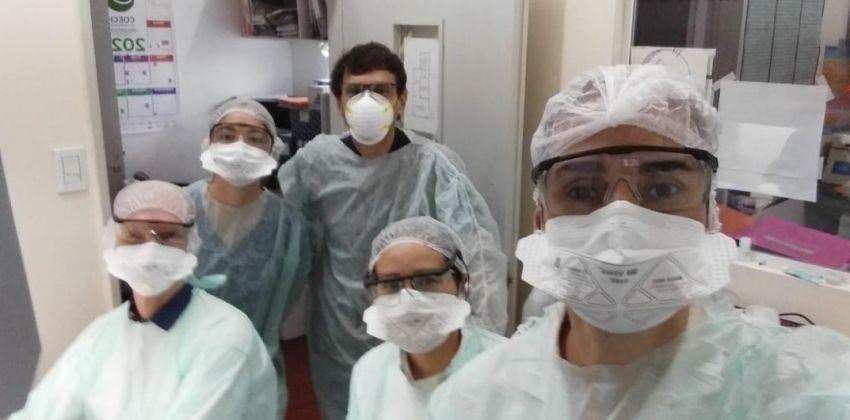 Coronavirus: Chaco continúa con el análisis de mustras en el Hospital Perrando