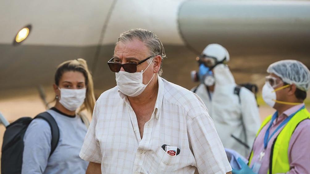 Son 20 las muertes por coronavirus en el país y hay 820 infectados