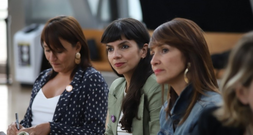 Rach Quiroga participó de la reunión extraordinaria del Consejo Federal de Mujeres, Géneros y Diversidad de la Nación