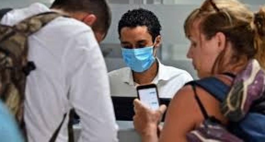 Se confirmaron cinco nuevos casos de Coronavirus en el país de los cuales dos son en la provincia