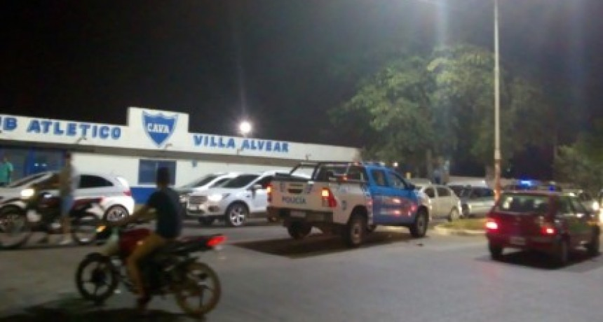 Hubo disparos en una Asamblea de dirigentes en el Club Villa Alvear