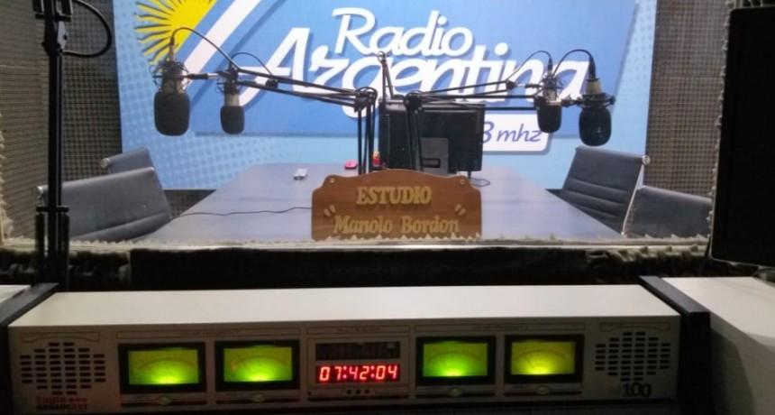 Radio Argentina acompaña las medidas preventivas en la lucha contra el Coronavirus