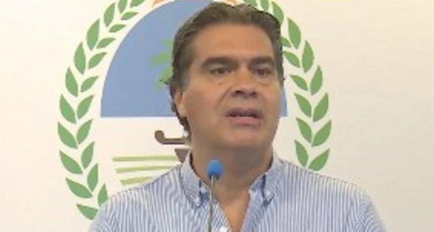 Jorge Capitanich determinó que en toda la provincia se aplique la cuarentena obligatoria