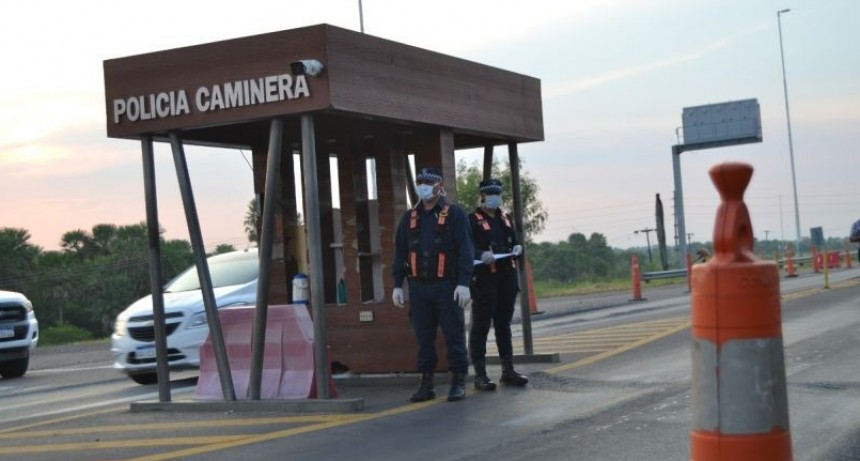 El Ministerio de Seguridad distribuye barbijos al personal policial