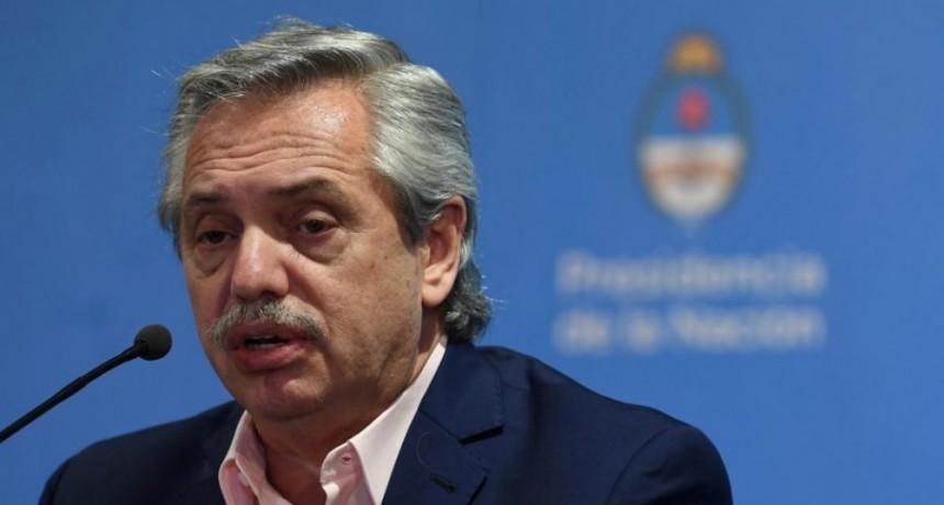 Fernández recibe en Olivos a gobernadores para informarles nuevas medidas