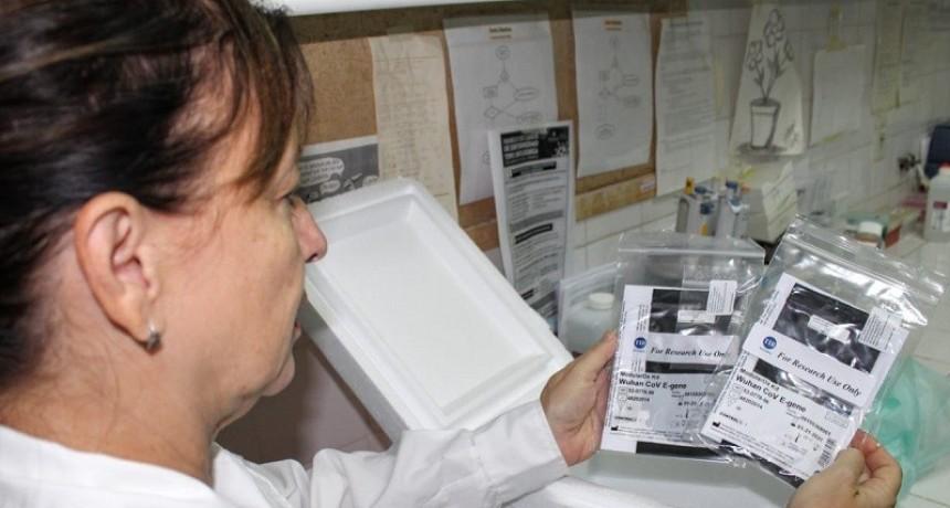 Chaco ya realiza el testeo local de muestras para detectar coronavirus