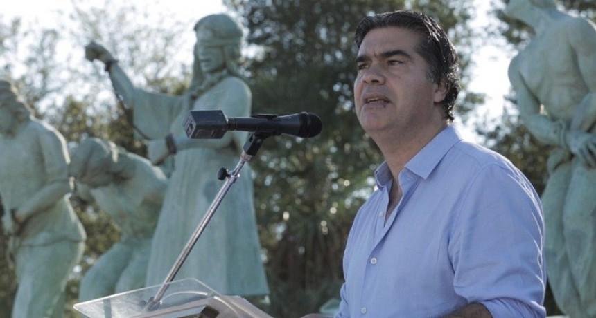 Memoria, verdad y justicia: capitanich inauguró la restauración del monumento a los caídos en la masacre de margarita belén