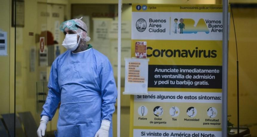 Clarín.com  en Argentina: murió una mujer en la Ciudad de Buenos Aires y son 7 las víctimas fatales