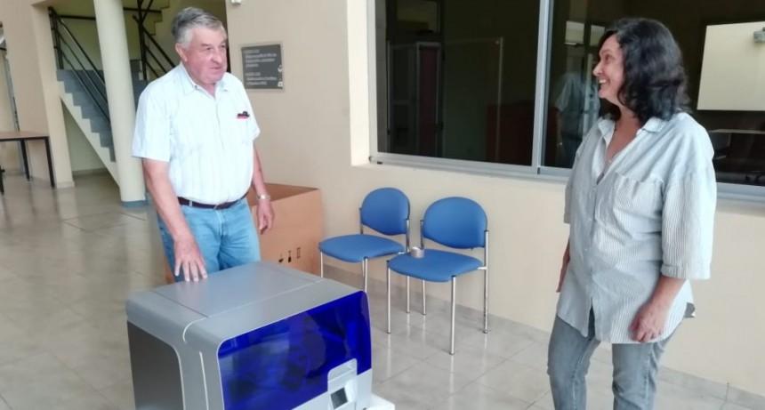 MODERNO EQUIPAMIENTO FORTALECERÁ EL DIAGNÓSTICO DE COVID-19 EN LA PROVINCIA