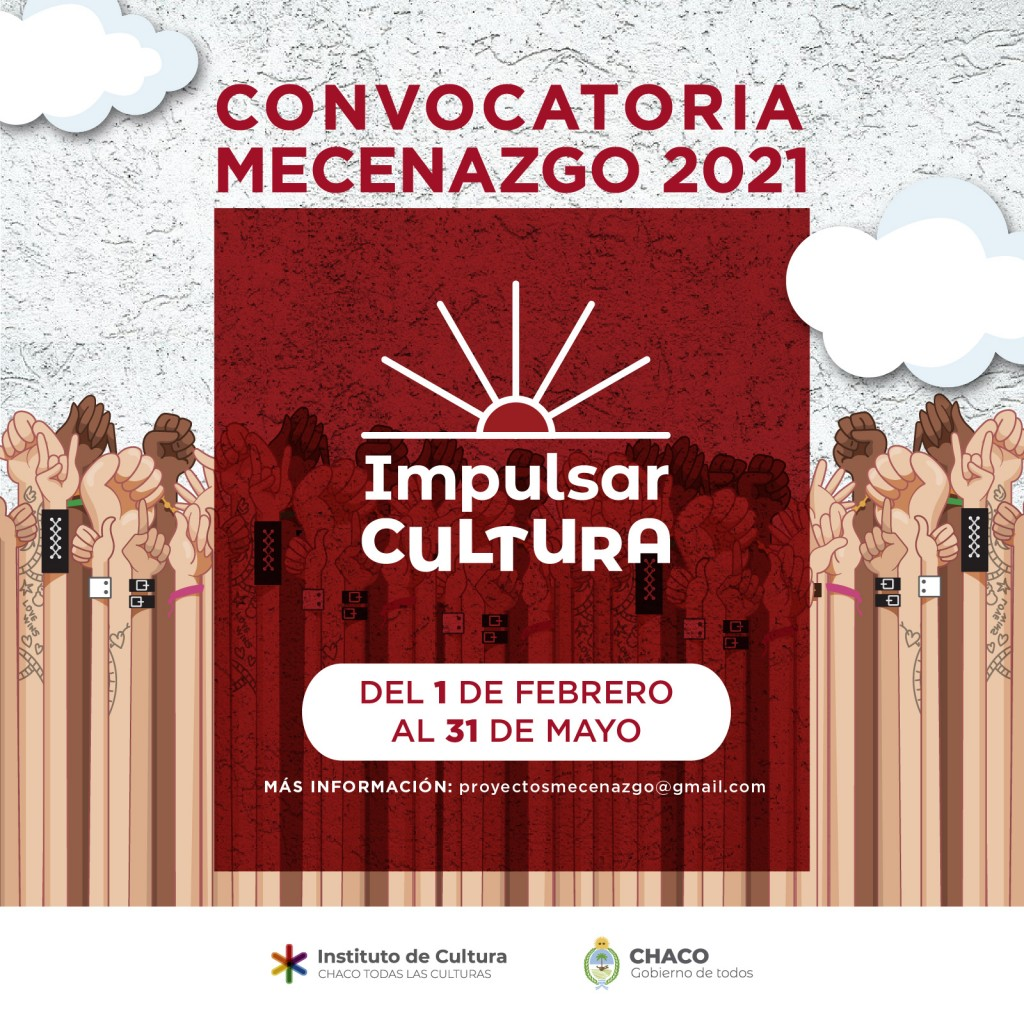 Impulsar Cultura a través del Mecenazgo: Invitan a sumar proyectos a la convocatoria 2021
