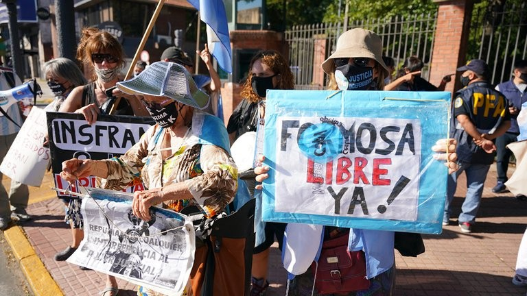 Formosa volvió a enfrentar al oficialismo con la oposición: Sabina Frederic defendió la gestión de Gildo Insfrán y Patricia Bullrich lo calificó como autoritario