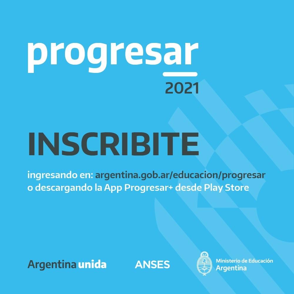 Progresar 2021: se abrieron las inscripciones para las becas de educación obligatoria