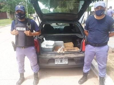 Secuestran 20 kilos de carne no apta para consumo