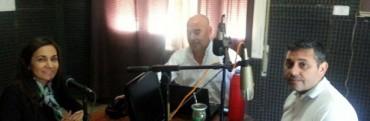 LA DIPUTADA MARIEL GERSEL EN RADIO ARGENTINA