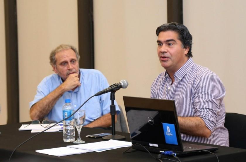 Pre–Congreso Chaqueño de Ciencia Política: Ante un auditorio lleno, Capitanich disertó sobre la economía peronista