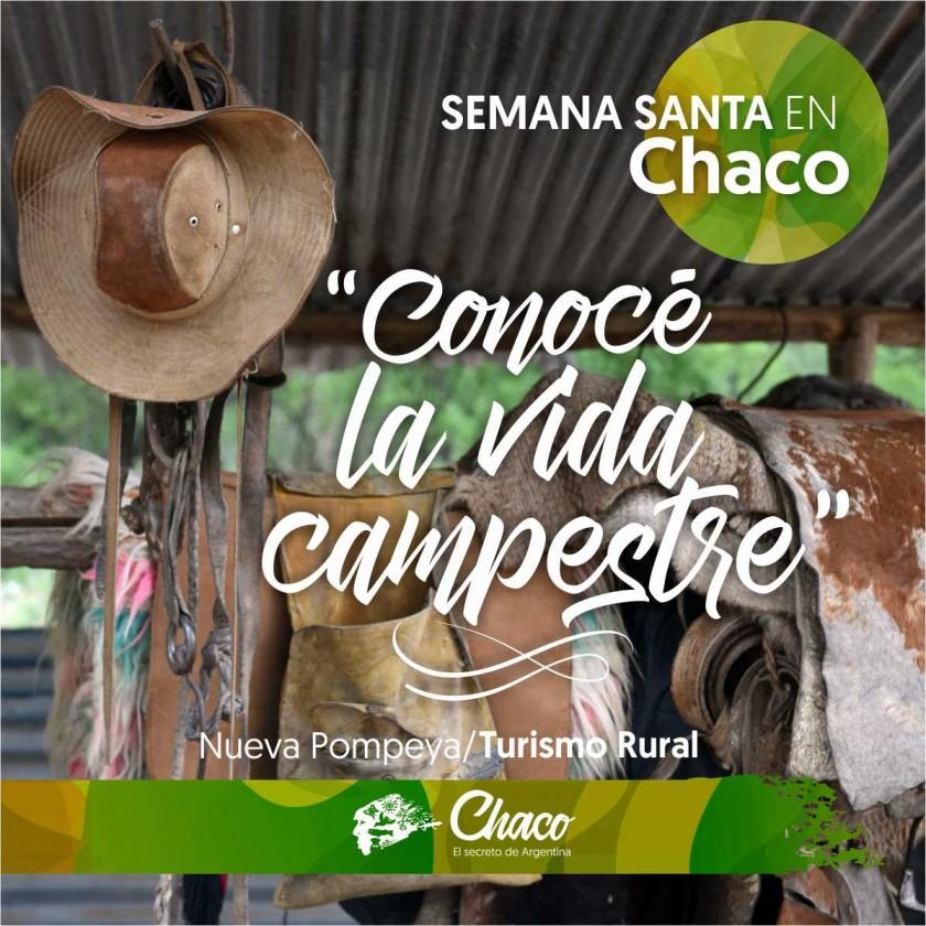 DESTINOS PARA DISFRUTAR SEMANA SANTA EN CHACO