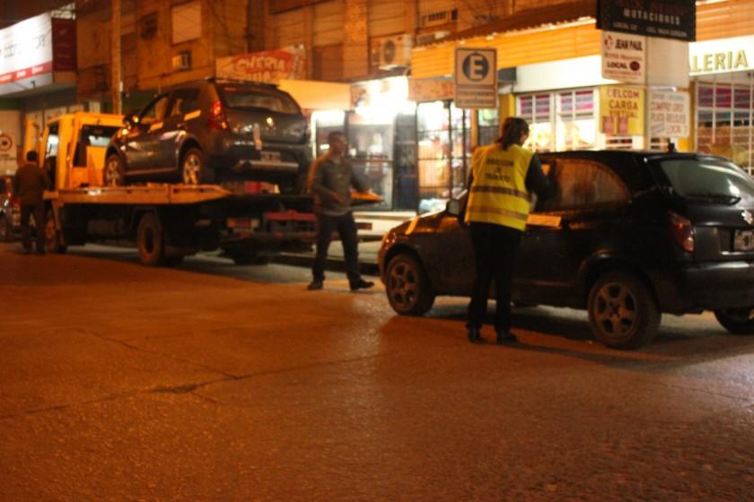 Operativos de Tránsito: Se retuvieron 57 vehículos este fin de semana en controles de alcoholemia