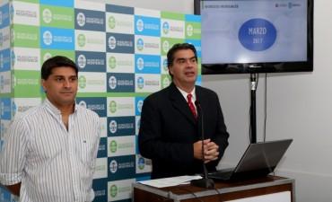 Capitanich anunció un nuevo incremento en la recaudación propia del municipio