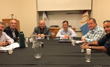 CHACO Y SANTA FE PROMUEVEN PROYECTOS DE DESARROLLO E INTEGRACIÓN REGIONAL