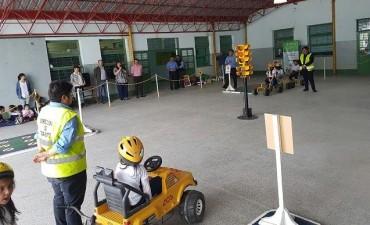 El Municipio continúa con la campaña de educación vial en las escuelas