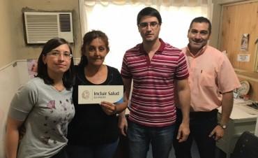 EL GOBIERNO AVANZA EN LA DESIGNACIÓN DE REPRESENTANTES DE INCLUIR SALUD EN SERVICIOS DEL INTERIOR