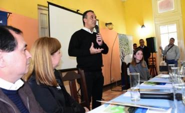 ISLA DEL CERRITO, SEDE DEL PRIMER ENCUENTRO REGIONAL DE EDUCACIÓN AMBIENTAL DEL NEA