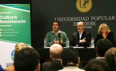 Capitanich y Tomada debatieron sobre el futuro laboral de los argentinos, en el crítico contexto nacional actual