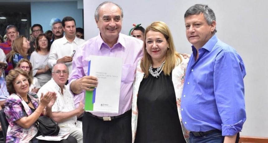 PEPPO INAUGURÓ EL CICLO LECTIVO DE LA ESCUELA DE GESTIÓN SOCIAL