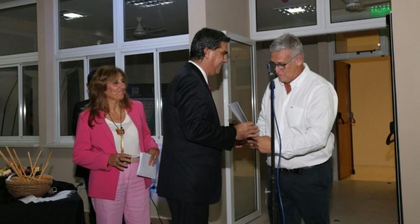 Capitanich participó de la inauguración oficial de las nuevas instalaciones del edificio de la Facultad de Ingeniería