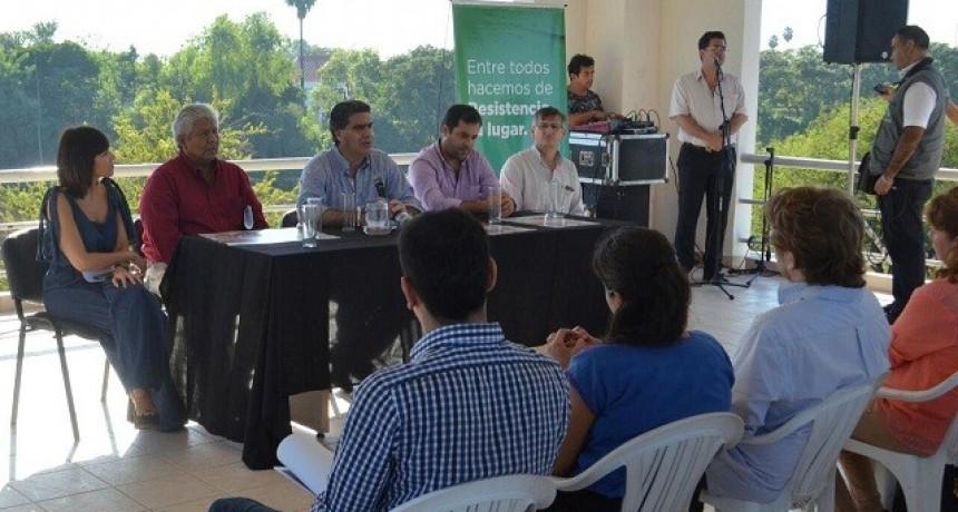 Capitanich encabezó el lanzamiento de la Semana de los Pueblos Indígenas en el Ca' Amanguí